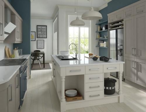 Madison – Stone & Brilliant White
