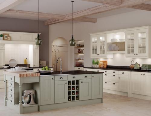 Wakefield – Ivory & Sage Green